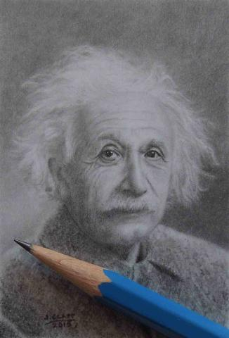 einstein_2_x_3_graphite_on_bristol_smooth_2015_with_pencil.jpg